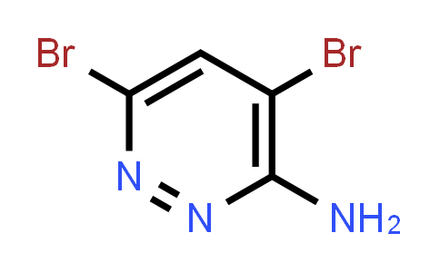 1206487-35-5 | 4,6-dibromopyridazin-3-amine