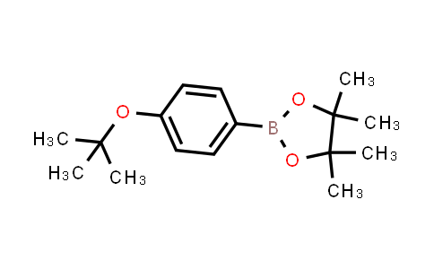 DY460153 | 938063-51-5 | 4-TERT-BUTOXYPHENYLBORONIC ACID PINACOL ESTER