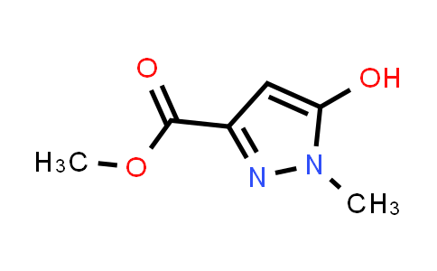 51985-95-6 | 5-HYDROXY-1-METHYL-1H-PYRAZOLE-3-CARBOXYLIC ACID METHYL ESTER