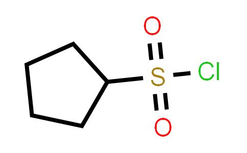MC460179 | 26394-17-2 | CYCLOPENTANESULFONYL CHLORIDE