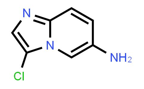 1094463-26-9 | IMidazo[1,2-a]pyridin-6-aMine, 3-chloro-