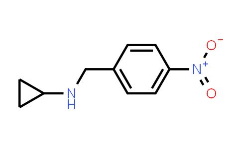 892579-09-8 | N-Cyclopropyl-4-nitrobenzylaMine