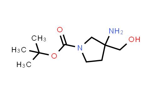 DY460210 | 889949-18-2 | tert-butyl 3-amino-3-(hydroxymethyl)pyrrolidine-1-carboxylate
