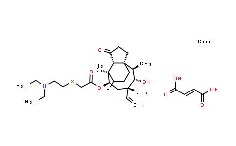 55297-96-6 | Tiamuline Hydrogen Fumarate