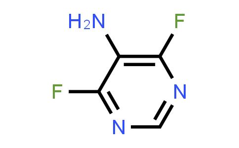 669-80-7 | 5-Pyrimidinamine, 4,6-difluoro- (9CI)