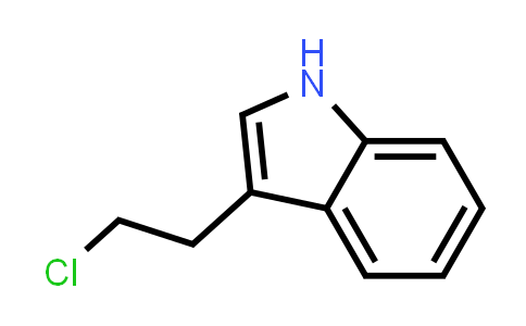 32933-86-1 | 3-(2-chloroethyl)-1H-indole