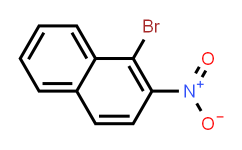 4185-55-1 | 1-bromo-2-nitronaphthalene