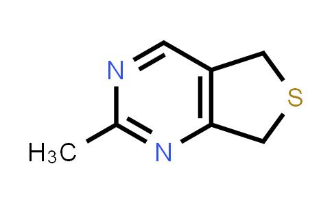 36267-71-7   5,7-Dihydro-2-methylthieno[3,4-d]pyrimidine