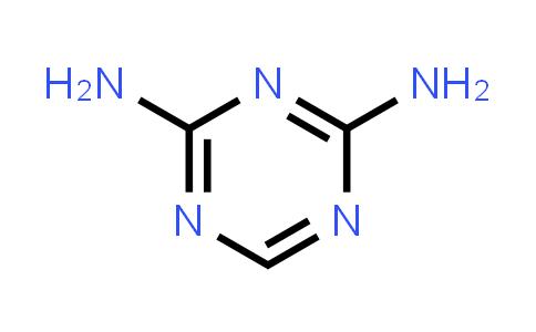 504-08-5 | 2,4-DIAMINO-1,3,5-TRIAZINE