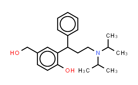 200801-70-3 | rac 5-Hydroxymethyl Tolterodine