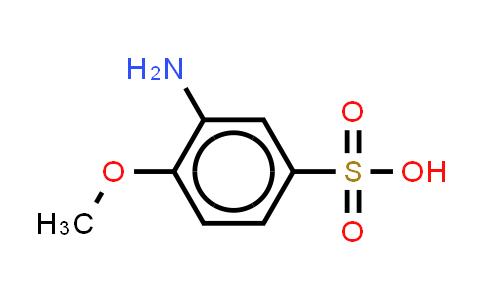MC460279 | 98-42-0 | O-Anisidine-4-Sulfonic Acid