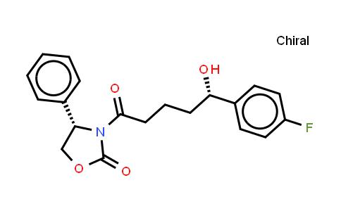 189028-95-3 | (4S)-3-[(5S)-5-(4-氟苯基)-5-羟基戊酰基]-4-苯基-1,3-氧氮杂环戊烷-2-酮
