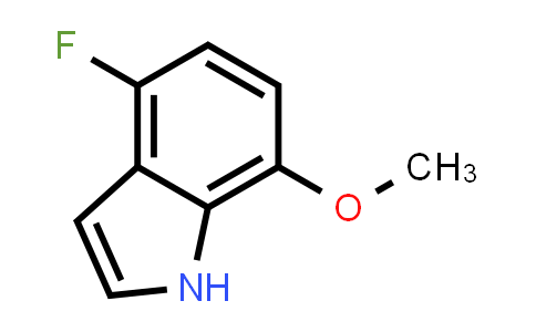 MC460305 | 1000341-63-8 | 4-fluoro-7-methoxy-1H-indole