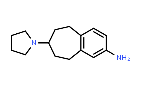 DY460311 | 7-(pyrrolidin-1-yl)-6,7,8,9-tetrahydro-5H-benzo[7]annulen-2-amine
