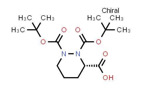 MC460315 | 156699-39-7 | (S)-1,2-双(叔丁氧基羰基)六氢哒嗪-3-羧酸