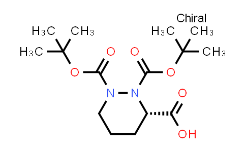 DY460315 | 156699-39-7 | (S)-1,2-bis(tert-butoxycarbonyl)hexahydropyridazine-3-carboxylic acid