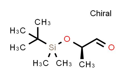 DY460342 | 111819-71-7 | (R)-2-((tert-butyldimethylsilyl)oxy)propanal