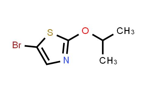 1086382-62-8 | 5-bromo-2-propan-2-yloxy-1,3-thiazole