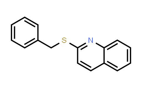 DY460360 | 116249-87-7 | 2-(Benzylthio)quinoline