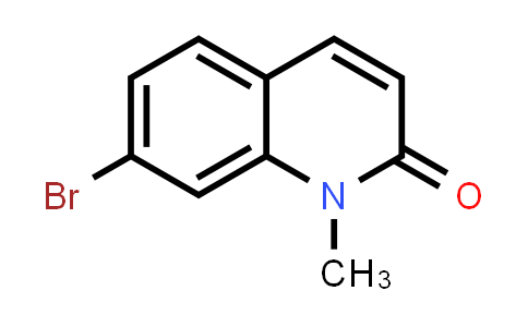 1187933-12-5 | 7-BroMo-1-Methylquinolin-2(1H)-one