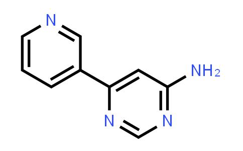 1192814-34-8 | 6-(PYRIDIN-3-YL)PYRIMIDIN-4-AMINE