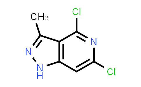 120422-90-4 | 4,6-dichloro-3-Methyl-1H-pyrazolo[4,3-c]pyridine