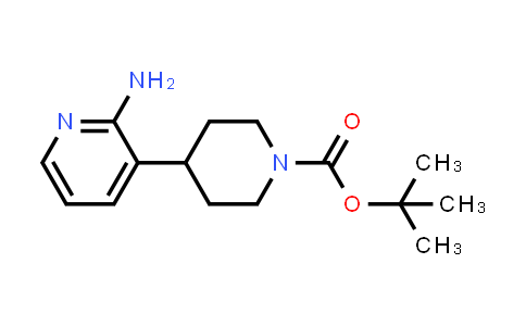 MC460367 | 1245914-95-7 | TERT-BUTYL 4-(2-AMINOPYRIDIN-3-YL)PIPERIDINE-1-CARBOXYLATE