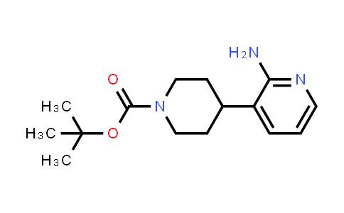 MC460368 | 1245915-83-6 | TERT-BUTYL4-(2-AMINOPYRIDIN-3-YL)PIPERIDINE-1-CARBOXYLATE