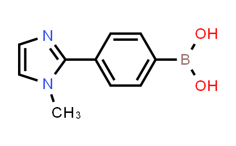 DY460371 | 1310383-27-7 | 4-(1-Methyl-1H-imidazol-2-yl)phenylboronic acid