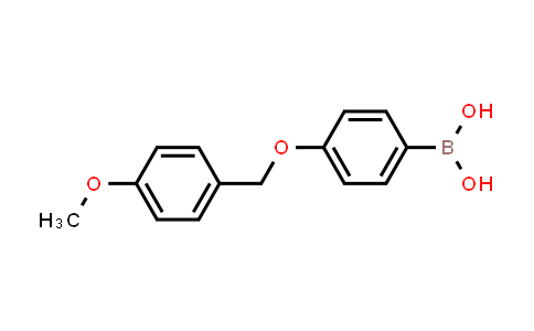 156635-90-4 | 4-(4'-METHOXYBENZYLOXY)PHENYLBORONIC ACID
