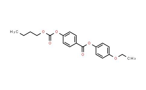 16494-24-9 | BUTYL 4-(4-ETHOXYPHENOXYCARBONYL)PHENYL CARBONATE