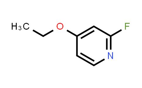 175965-82-9 | 4-Ethoxy-2-Fluoropyridine
