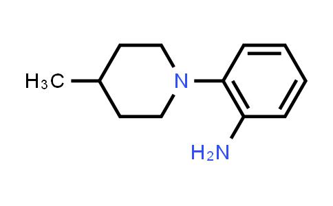 252758-94-4 | 2-(4-METHYL-PIPERIDIN-1-YL)-PHENYLAMINE