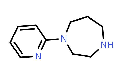 287114-32-3 | 1-(2-Pyridinyl)hexahydro-1H-1,4-diazepine