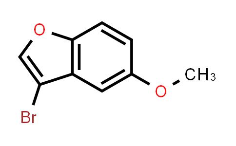 333385-25-4 | 3-bromo-5-methoxybenzofuran