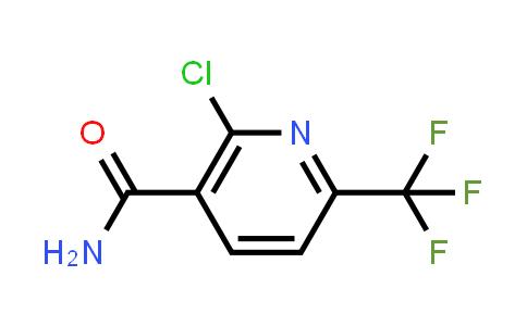 386704-05-8 | 2-CHLORO-6-(TRIFLUOROMETHYL)NICOTINAMIDE