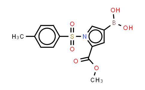 916177-00-9 | 5-(Methoxycarbonyl)-1-tosyl-1H-pyrrol-3-yl-3-boronic acid