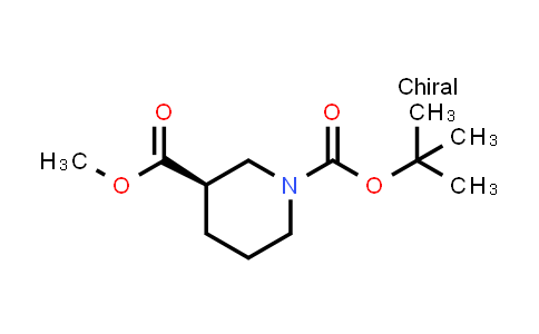 DY460425 | 934423-10-6 | (R)-1-tert-butyl 3-methyl piperidine-1,3-dicarboxylate