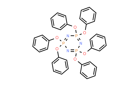 MC460450 | 1184-10-7 | Hexaphenoxycyclotriphosphazene