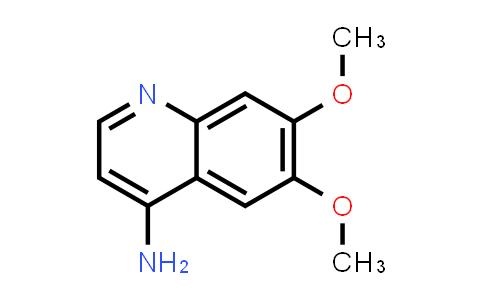 DY460454 | 13425-92-8 | 4-AMINO-6,7-DIMETHOXYQUINOLINE