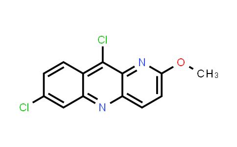 6626-40-0 | 7,10-dichloro-2-methoxybenzo[b]-1,5-naphthyridine