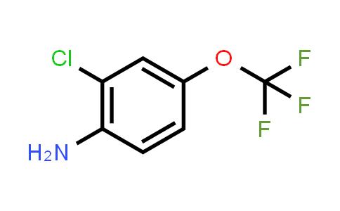 6695-61-0   2-Chloro-4-(trifluoromethoxy)aniline