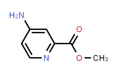 71469-93-7 | Methyl 4-aminopyridine-2-carboxylate