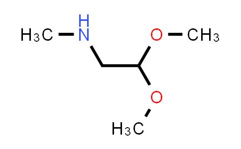 122-07-6 | Methylaminoacetaldehyde dimethyl acetal