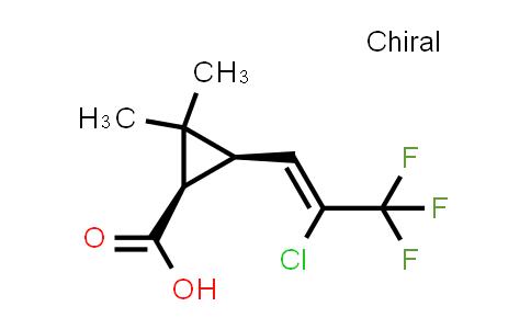 72748-35-7 | Z-(1R,S)-cis-2,2-dimethyl-3-(2,2-chloro-3,3,3-trifluoro-1-propenyl)cyclopropanecarboxylic acid