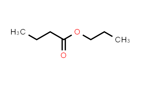 105-66-8   Propyl butyrate