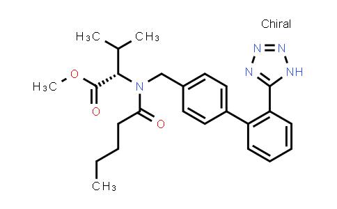 137863-17-3 | N-[2'-(1H-tetrazol-5-yl)biphenyl-4-yl methyl]-N-Valeryl-(L)-Valine methyl ester
