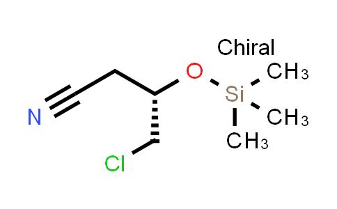 DY460661 | 727382-14-1 | (3S)-4-Chloro-3-[(triMethylsilyl)oxy]butanenitrile
