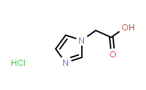 87266-37-3 | 1H-Imidazole-1-acetic acid hydrochloride