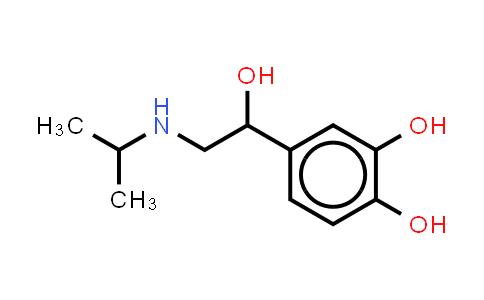 7683-59-2 | Isoproterenol